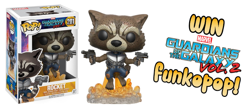 Win een Funko Pop!