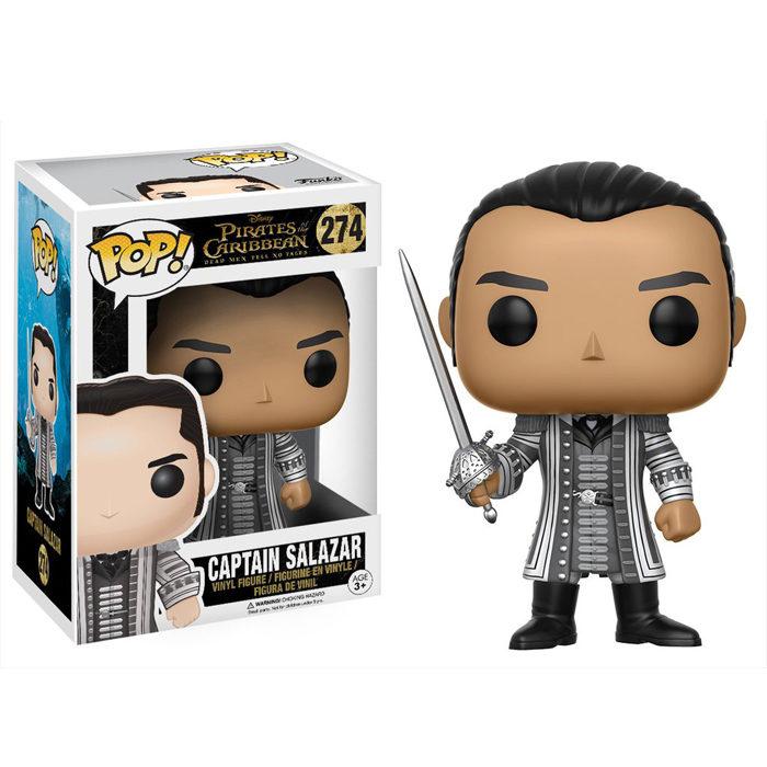 Captain Salazar Funko Pop!