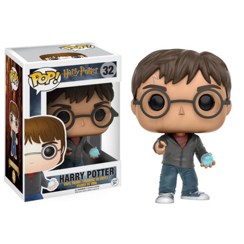 Harry Potter With Prophecy Funko Pop!