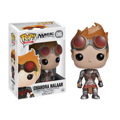 Chandra Nalaar Funko Pop