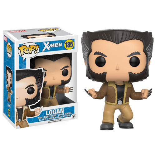 Logan X-Men Funko Pop