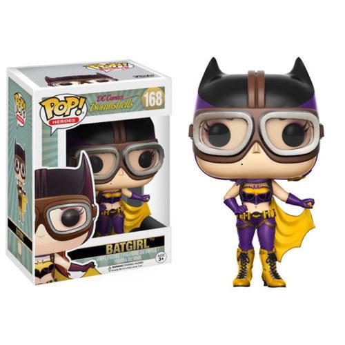 Batgirl DC Bombshell Funko Pop
