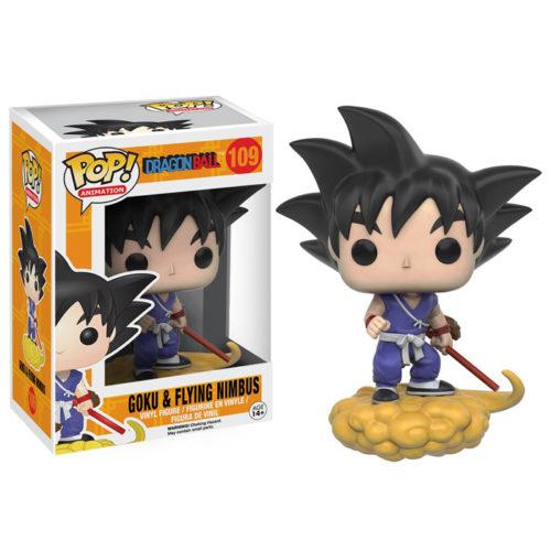 Goku & Flying Nimbus Funko Pop