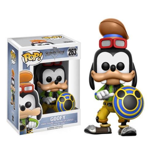Goofy Kingdom Hearts Funko Pop