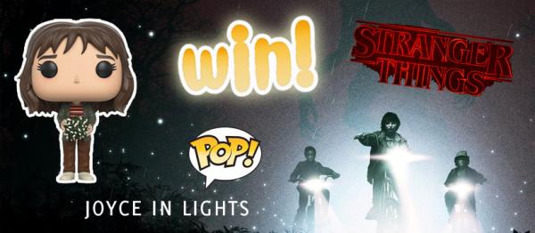 Win Joyce in Lights Funko Pop!