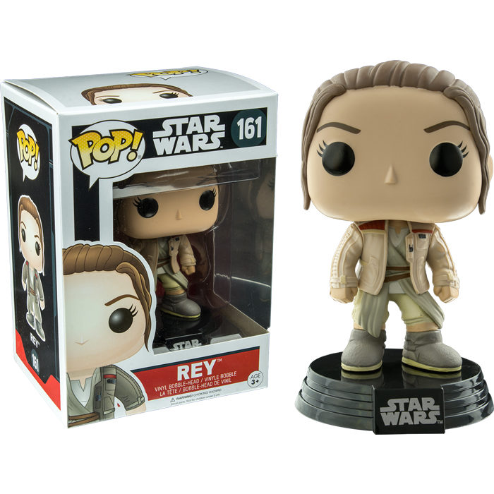 rey finn's jacket funko pop