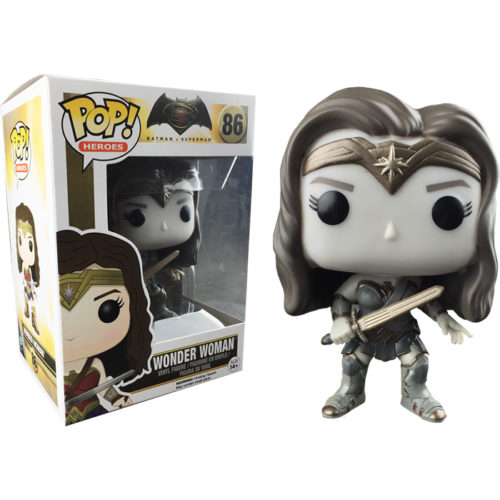 wonder woman sepia funko pop