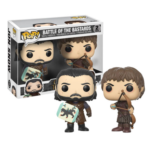 Battle of the Bastards Funko Pop