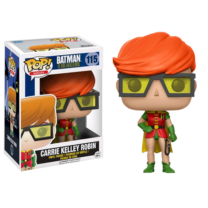 Carrie Kelly Robin Exclusive Funko Pop