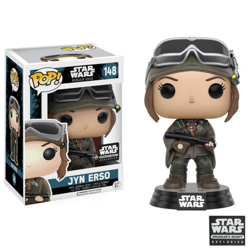 Jyn Erso Exclusive Funko Pop