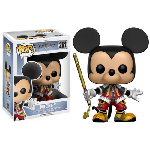 Mickey Kingdom Hearts Funko Pop
