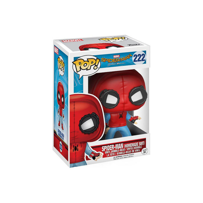Spider-Man Homemade Suit Funko Pop