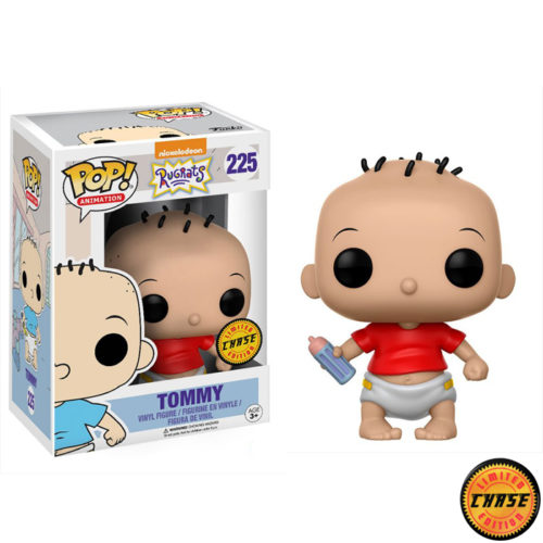 Tommy Pickles Chase Funko Pop