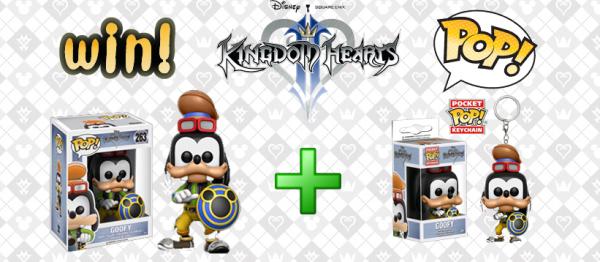 Win Kingdom Hearts Goofy!