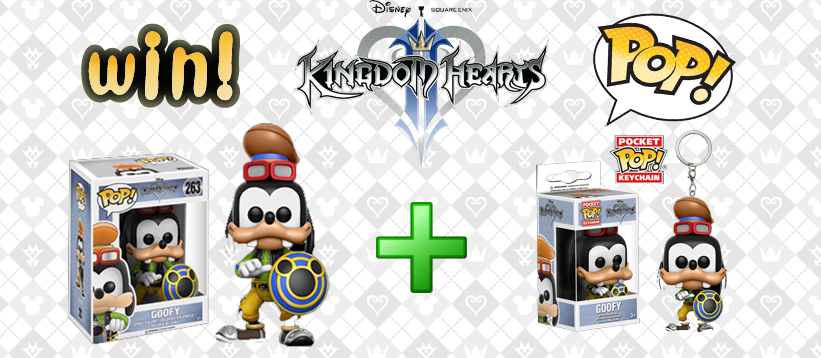 Win Kingdom Hearts Goofy!