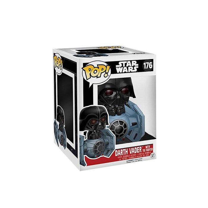 Darth Vader in Tie Fighter Funko Pop
