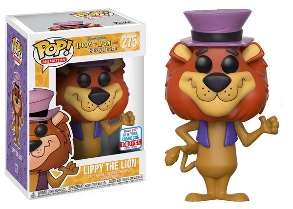 Pop! Hanna-Barbera: Lippy the Lion (1000pc LE)