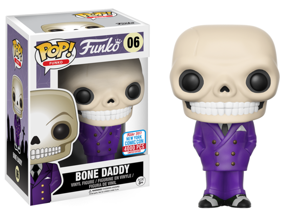 Pop! Funko: Bone Daddy (4000pc LE)