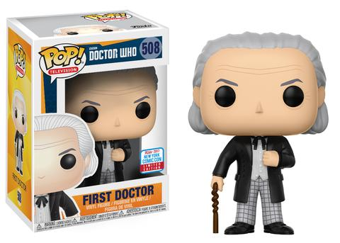 Pop! Television: Doctor Who – First Doctor