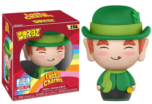 Dorbz: General Mills – Lucky the Leprechaun (3500pc LE)
