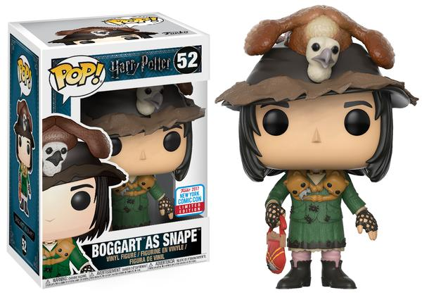 Pop! Harry Potter: Snape as Neville's Boggart