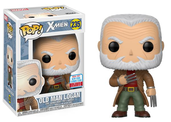 Pop! Marvel: Old Man Logan