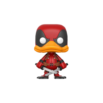 Deadpool the Duck Funko Pop