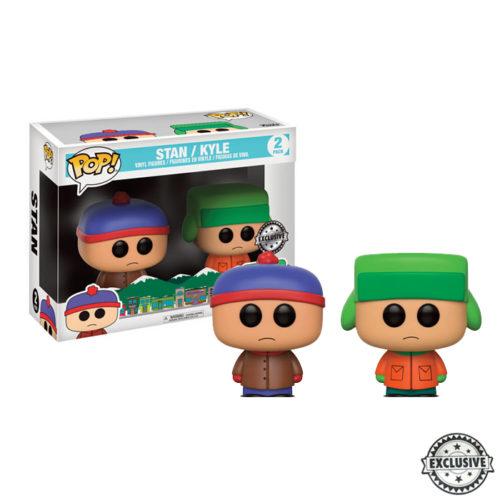 Stan & Kyle Funko Pop