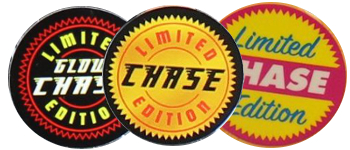 Chase Stickers