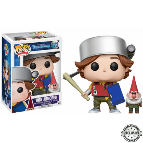 Toby Armored Funko Pop