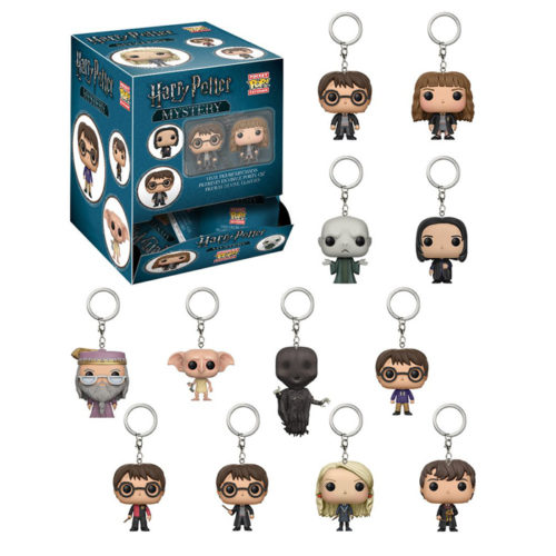 Harry Potter Keychain Blindbags