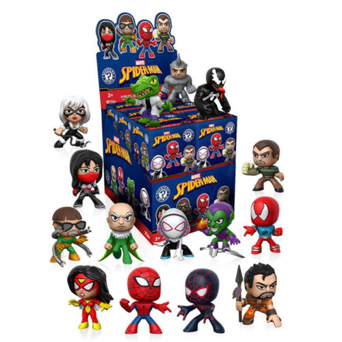 Spiderman Mystery Mini