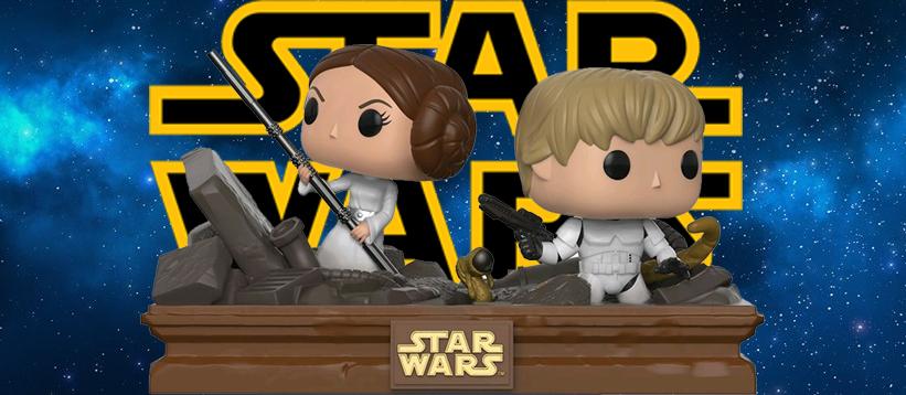 Star Wars Funko Pop Movie Moments
