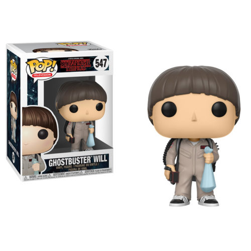 Ghostbuster Will Funko Pop