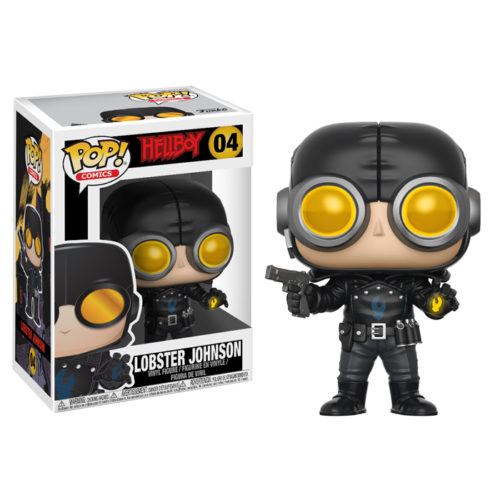Lobster Johnson Funko Pop