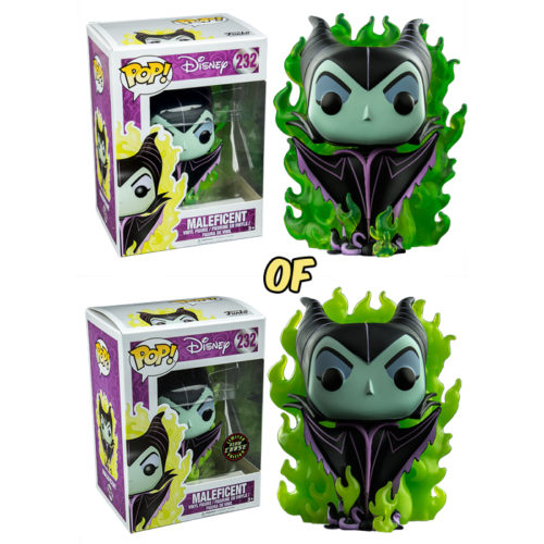 Maleficent Exclusive Funko Pop