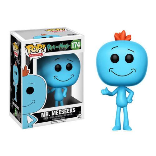 Mr Meeseeks Funko Pop
