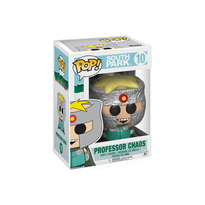 Professor Chaos Funko Pop
