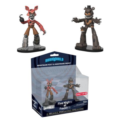 HeroWorld FNAF! 2-pack