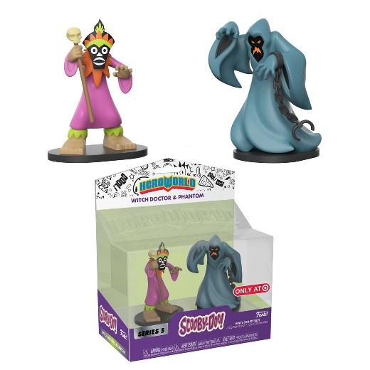 HeroWorld Scooby-Doo! 2-pack