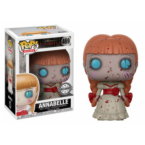 Annabelle Bloody Exclusive Funko Pop