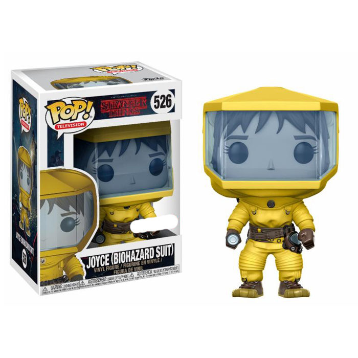 Joyce in Bio Hazard Suit Exclusive Funko Pop