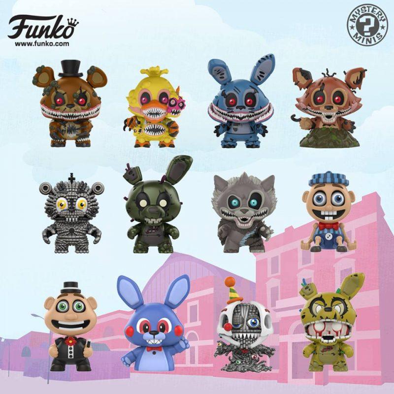 FNAF MM Toy Fair