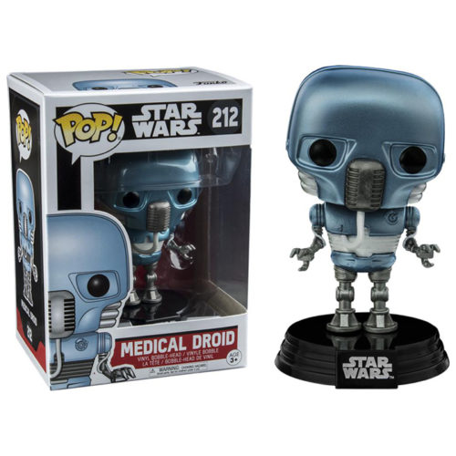Medical Droid Exclusive Funko Pop