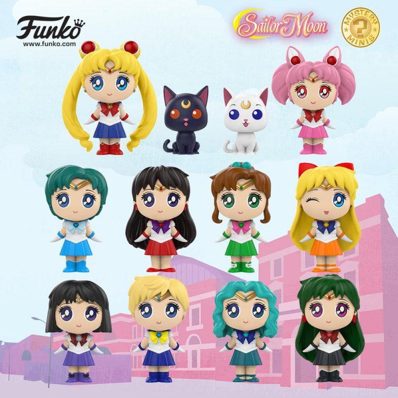 Sailor Moon Toy Fair