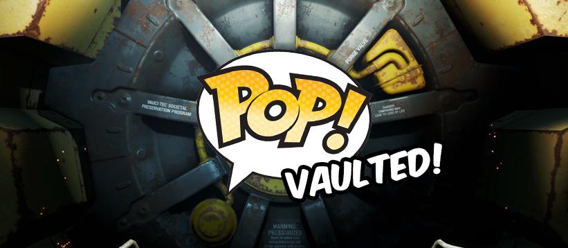 Vaulted Funko Pop