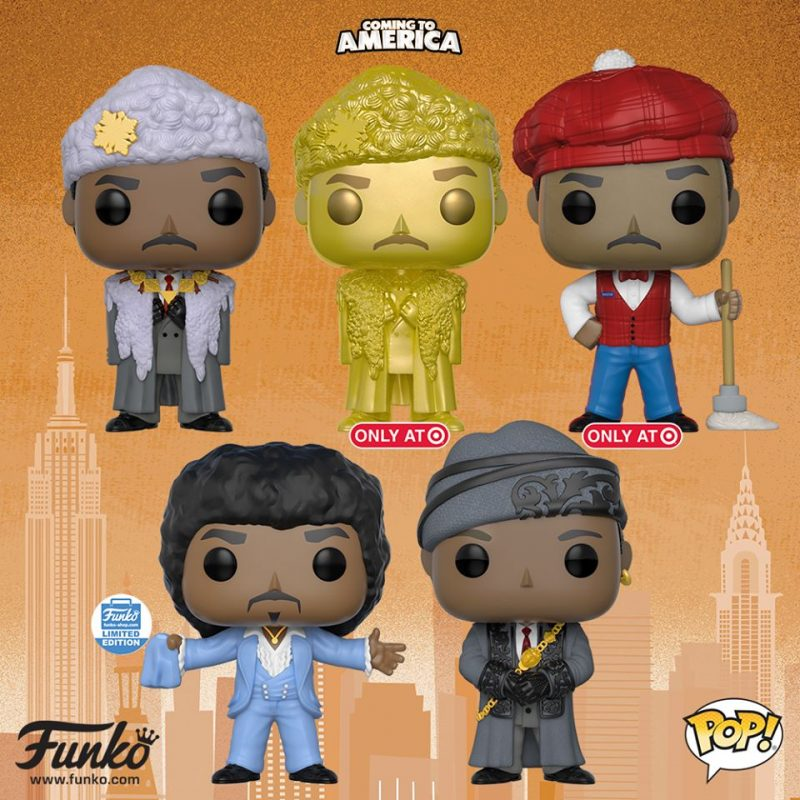 NYTF Coming To America Pop!