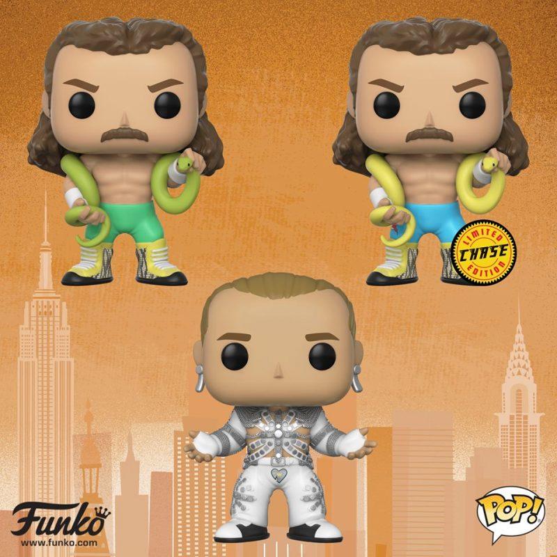 NYTF WWE S7 Pop!