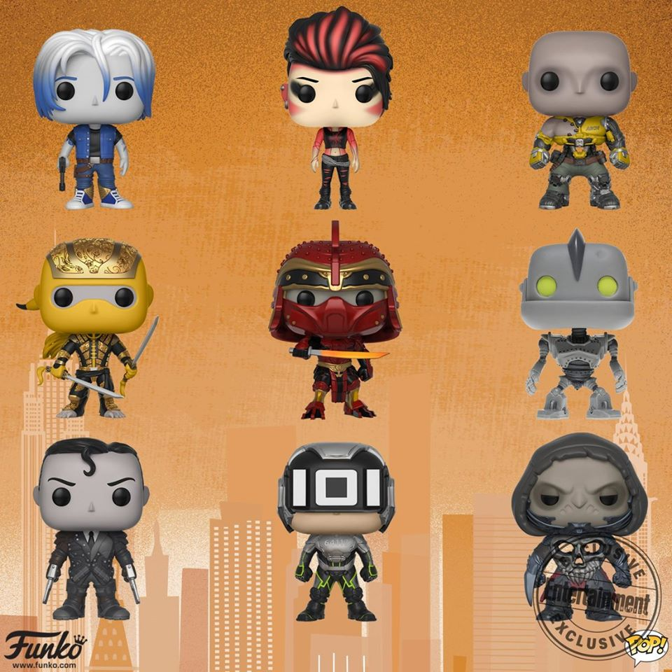 NYTF Ready Player One Pop!