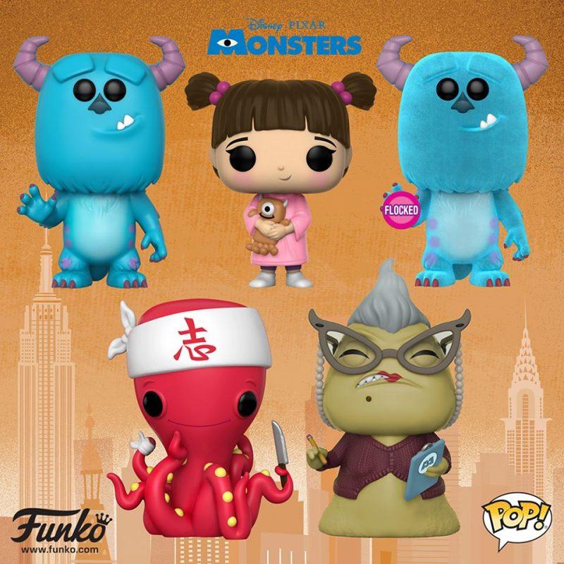 NYTF Monster&Co Pop!